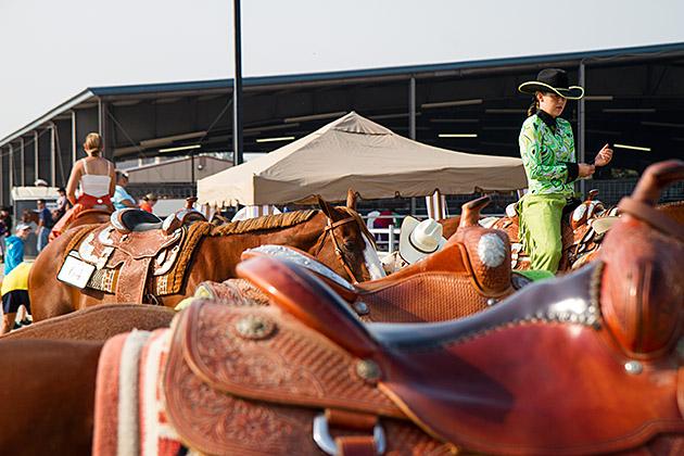 Horse Show Idaho