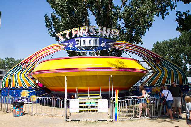Starship 3000