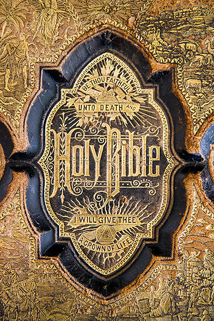Holy Golden Bible
