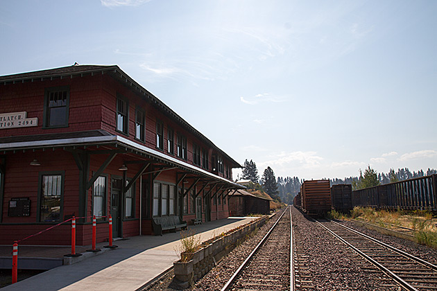 Train-Station-Idaho