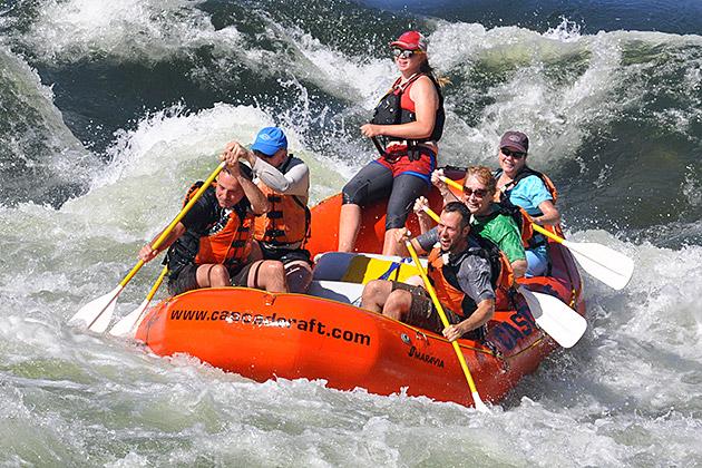 Cascade-Raft