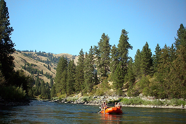 Payette-Rafting