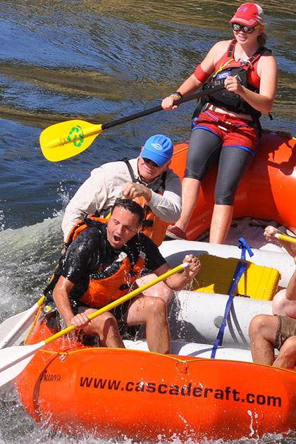 Rafting-Idaho