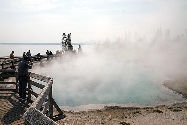 Yellowstone Hotspring