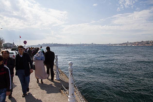 Bosphorus-Walk
