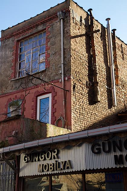 Istanbul-Chimney