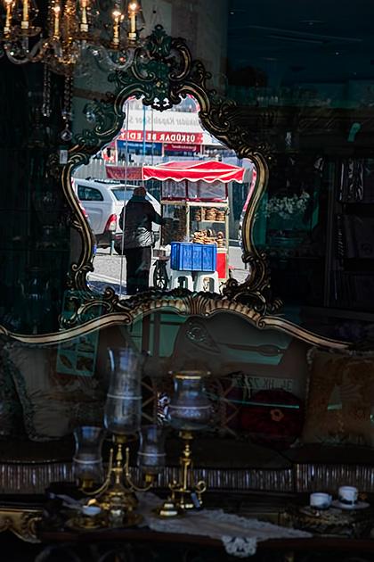 Istanbul-Reflection