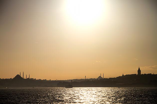 Istanbul-Sunset-Panaorama