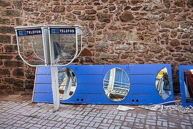 Telefon-Reflection-Istanbul