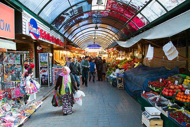 Tunnel-Market