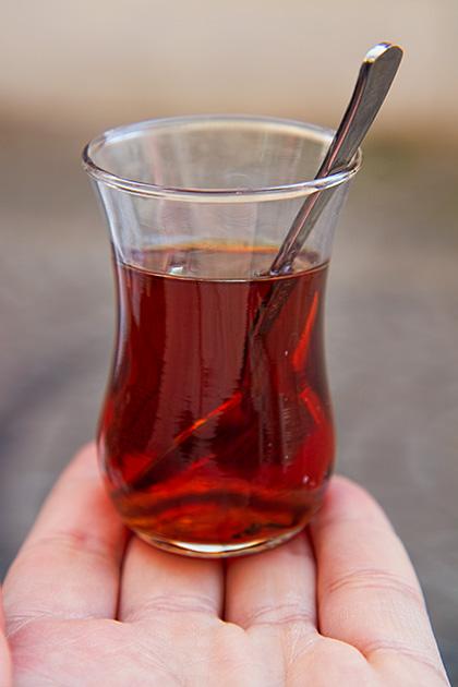 Turkish-Tea