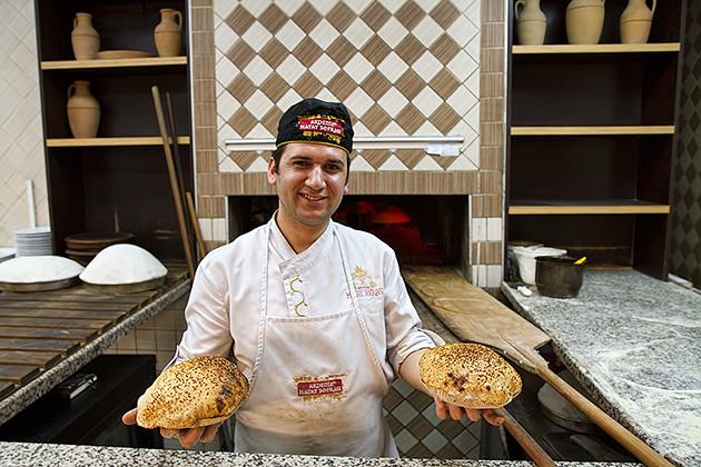 Baking-Bread-In-Istanbul