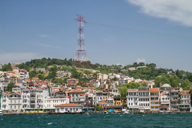 Bosphorus Coast Istanbul