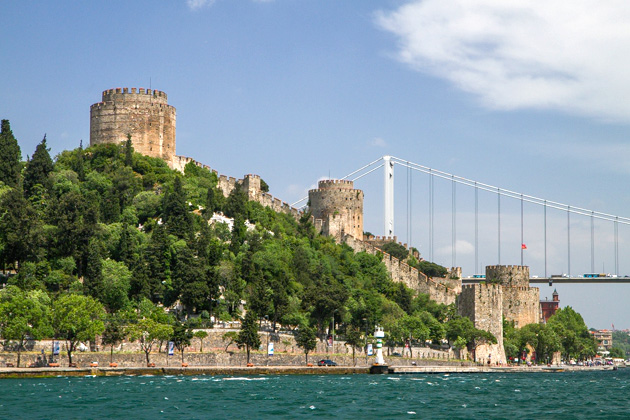 Fortress Istanbul