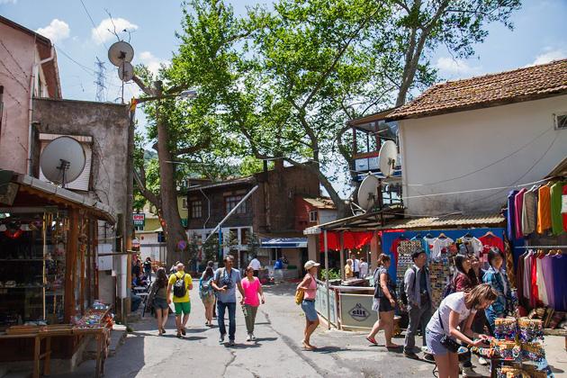 Shopping Anadolu Kavağı