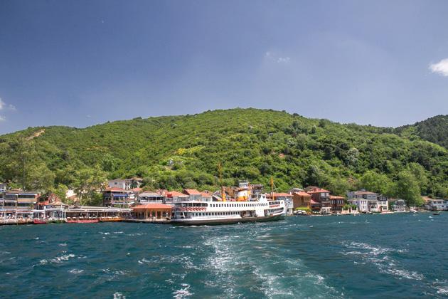 Anadolu Kavağı Ferry