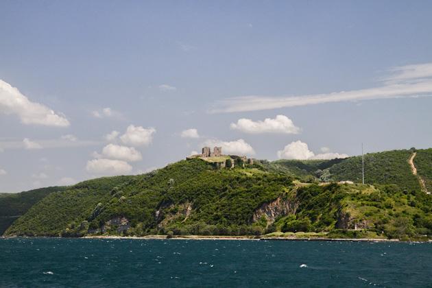 Anadolu Kavağı Burg