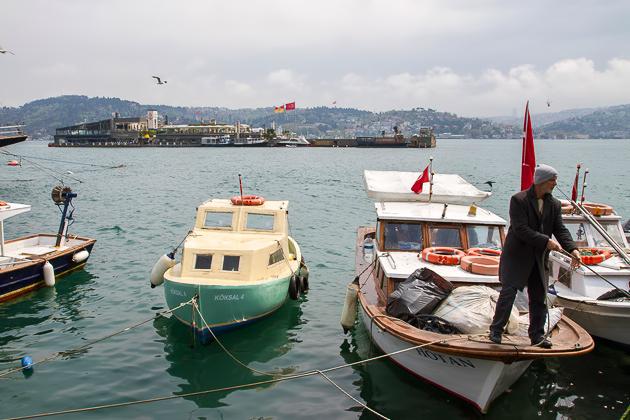 Arnavutköy Boat