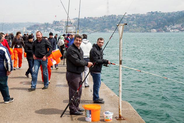 Fishing Arnavutköy