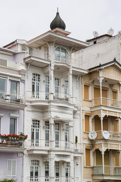 Arnavutköy Ottoman Building