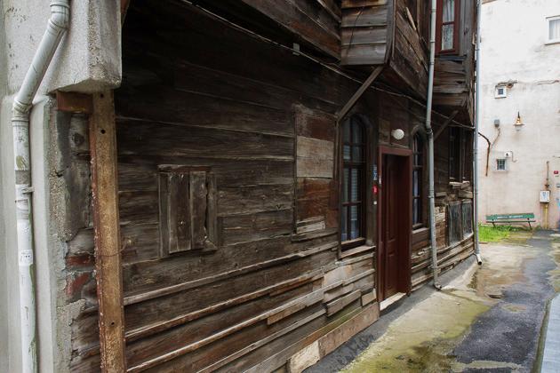 Arnavutköy Wooden Building