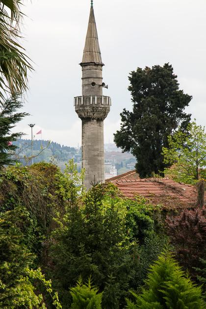Arnavutköy Minaret