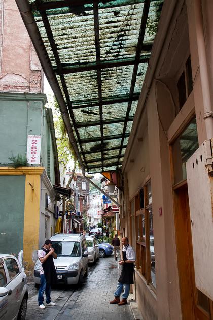 Arnavutköy Small Town Istanbul