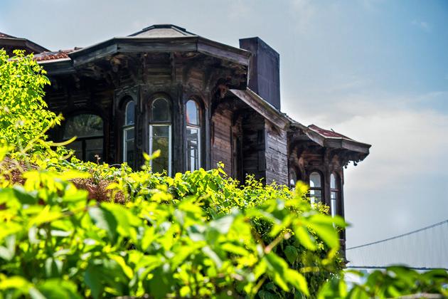 Çengelköy Old House