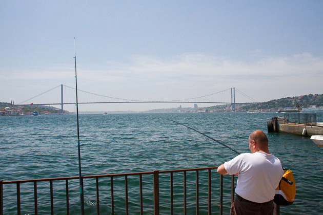 Çengelköy Fishing