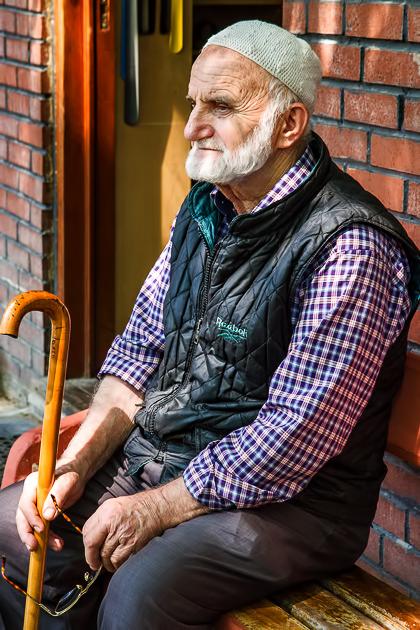 Çengelköy Portrait