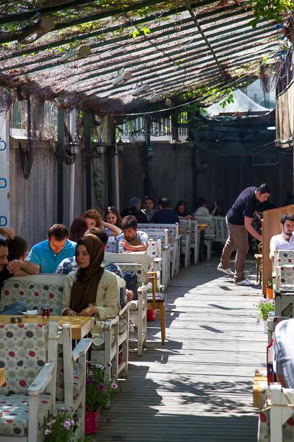 Çengelköy Tea Garden