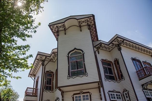 Çengelköy Architecture