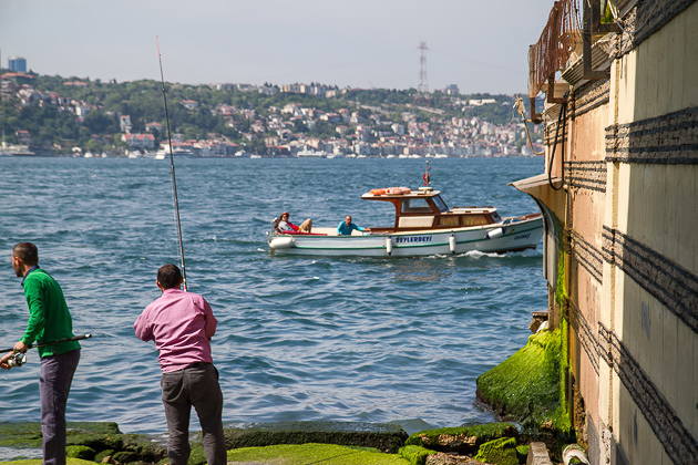 Çengelköy Fishing