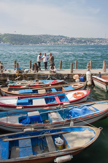 Beylerbeyi Fishermen