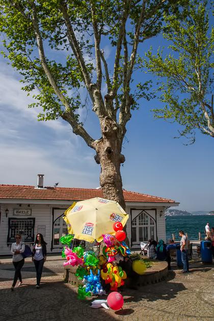 Beylerbeyi Travel Blog