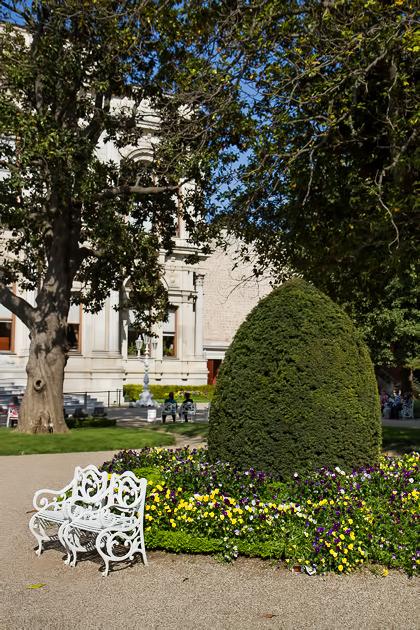 Beylerbeyi Palace Garden
