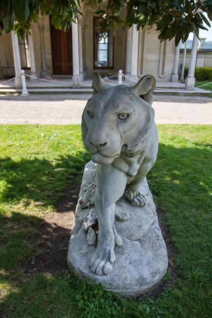 Beylerbeyi Palace Lion