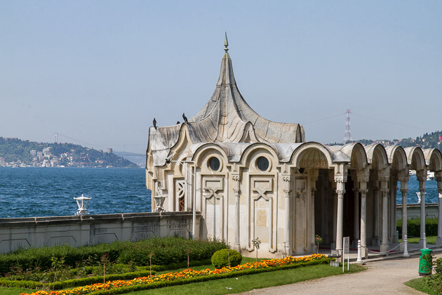 Beylerbeyi Palace Pavillion