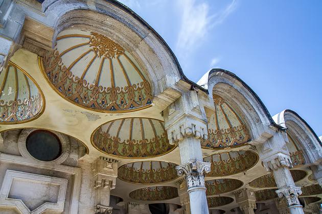Beylerbeyi Palace Tiny Domes