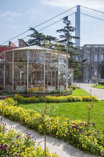 Beylerbeyi Palace Green House