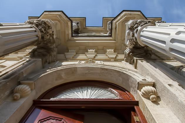 Beylerbeyi Palace Columns