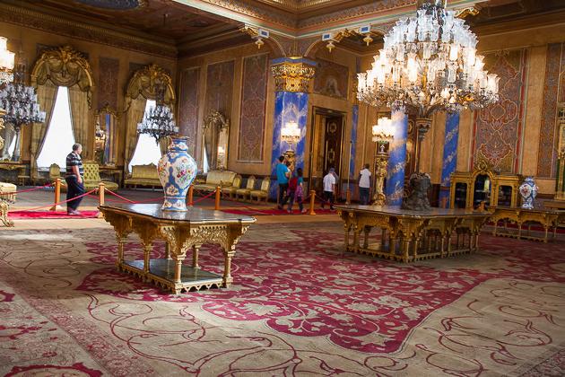 Beylerbeyi Palace Carpet