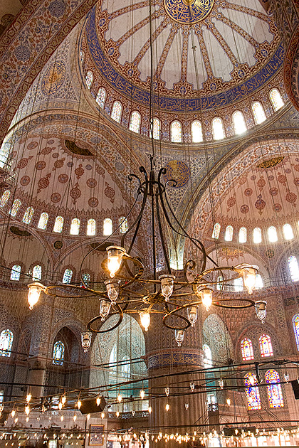 Istanbul-Kronleuchter