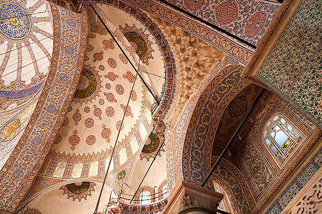 Mosque-Window-Istanbul