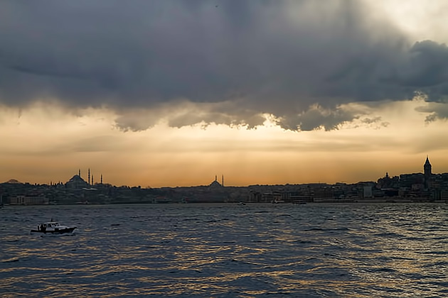 Amazin-Sunset-Istanbul