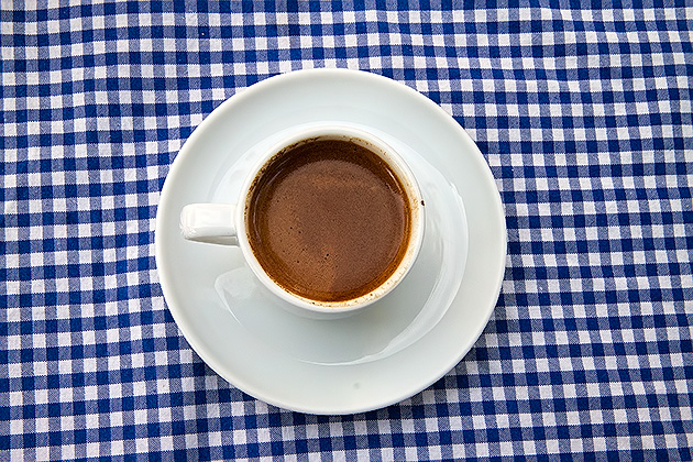 Blue-White-Coffee