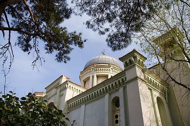 Burgazada-Church