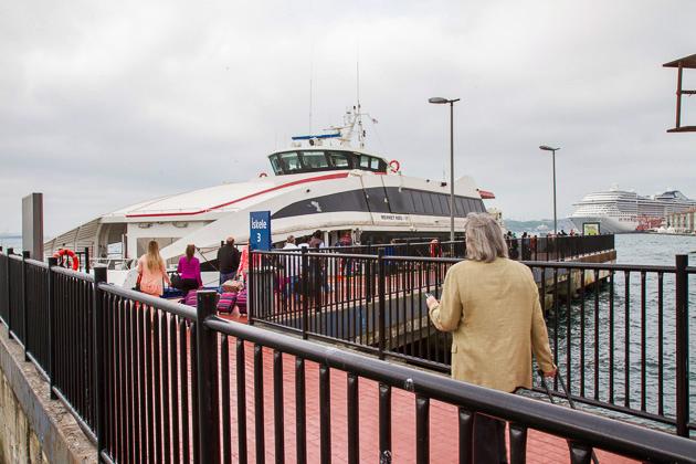 Bursa Ferry Istanbul