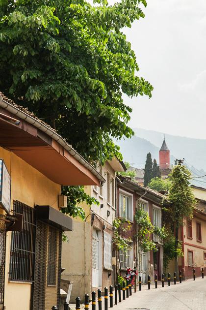 Bursa Reiseblog