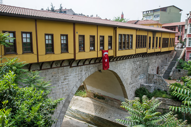 Bursa bridge